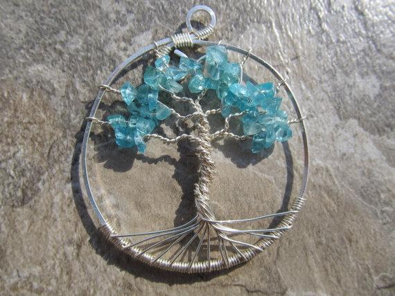 Дерево жизни из проволоки