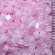 Бисер рубка, шёлк розовый, 11/0, цена за 10 гр. Обработка: Прозрачный.